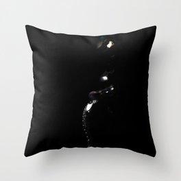 Electric Arc light Throw Pillow