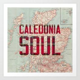 Caledonia Soul Art Print