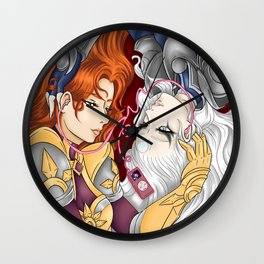 Eclipse Music Wall Clock