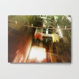 Urban Reflections 26 Metal Print