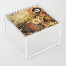 Layers Acrylic Box