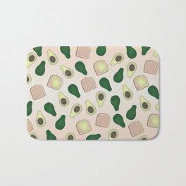 AvocadoToast Bath Mat