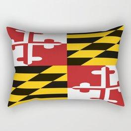 Maryland Pride Rectangular Pillow