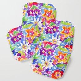 flower toss Coaster