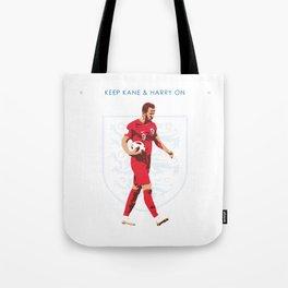 Harry Kane - Keep Kane & Harry On Tote Bag