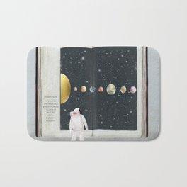 the big book of stars Bath Mat