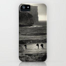 ... three umbrelas iPhone Case