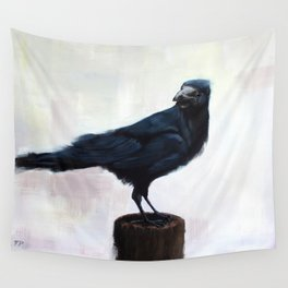 The Watcher's Post Wall Tapestry