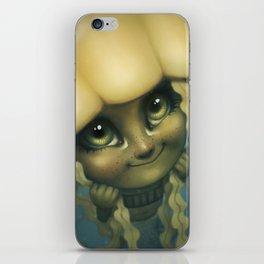 Sea Jelly iPhone Skin