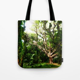 emerald days Tote Bag