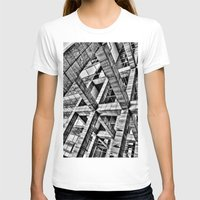 frames T-shirts featuring Frames by Mark Alder