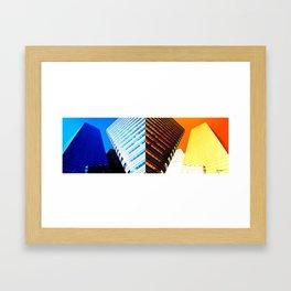 N.Y. N.Y. Framed Art Print