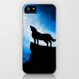 Howl iPhone Case