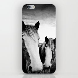 The Two iPhone Skin