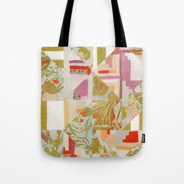 Quiltscape Tote Bag