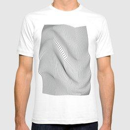 Minimal Curves T-shirt