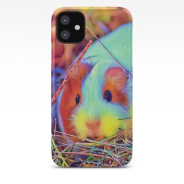 SmartMix Animal - Guinea Pig 3 iPhone Case