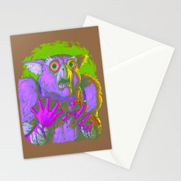 Death Is The Answer, For The Question Is I! Stationery Cards