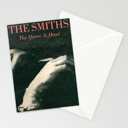 The Smiths - The Queen Is Dead Stationery Cards