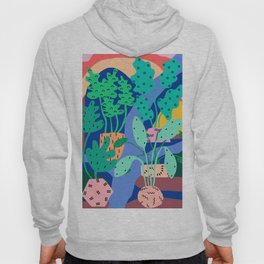 River Plants 1 Hoody