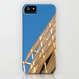 Central Bank of Ireland building iPhone Case