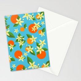 Orange Blossom Daydreams Stationery Cards