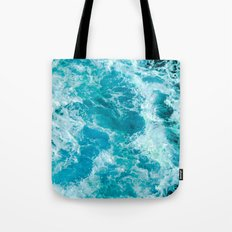 Sea Me Waving Tote Bag