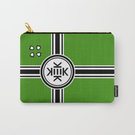 Kekistan Flag Carry-All Pouch