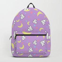 Moody Rabbits Backpack