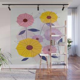 Summer Garden #society6 #decor #buyart Wall Mural