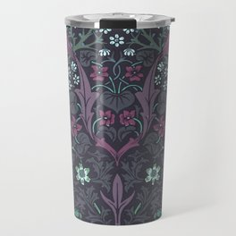 "William Morris ""Blackthorn"" 3. Travel Mug"