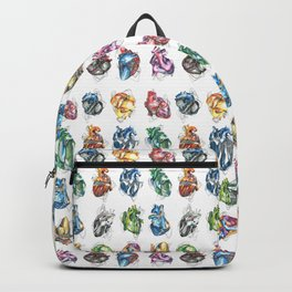 All the hearts Backpack