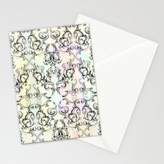 BUNNY BAROQUE Stationery Cards