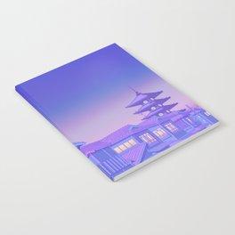 Kyoto Twilight Notebook