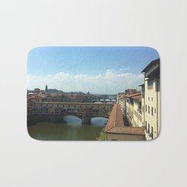 Ponte Vecchio, Florence Bath Mat