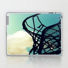 Basketball Hoop Laptop & iPad Skin