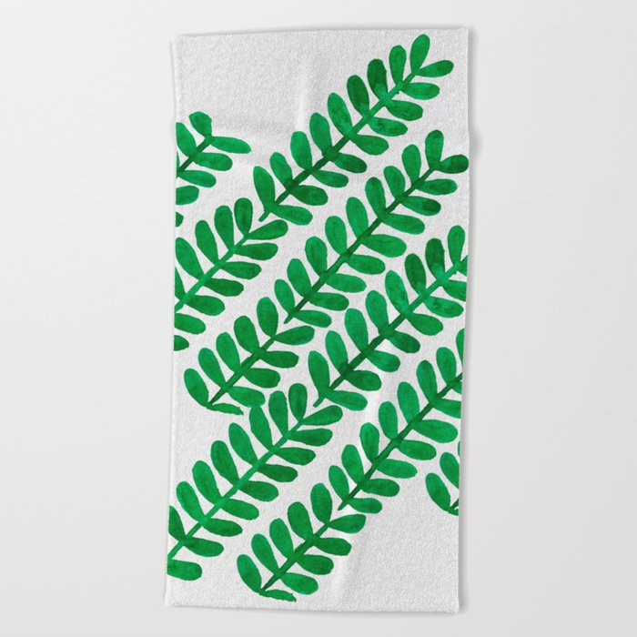 FOR NATURE LOVERS Beach Towel