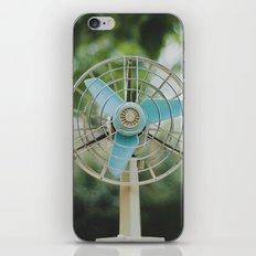 Vintage Fan iPhone Skin