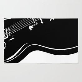 Blues Guitar Rug