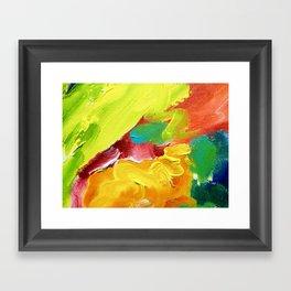Zoom Framed Art Print