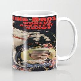 Vintage poster - Circus Coffee Mug