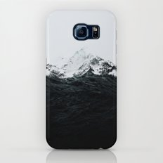 Those waves were like mountains Galaxy S6 Slim Case