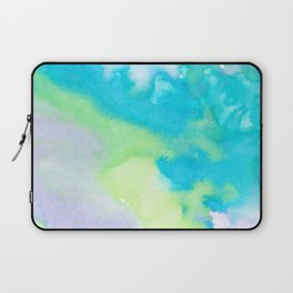 watercolor monsters Laptop Sleeve