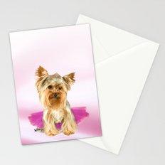 tutu cute Stationery Cards