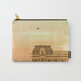 Fairy Tale Book (Retro and Vintage Urban, architecture photography) Carry-All Pouch