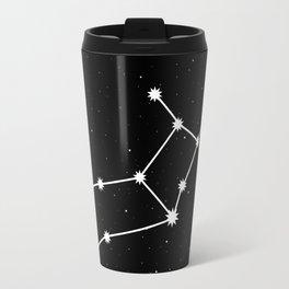 Virgo Astrology Star Sign Travel Mug