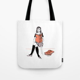 How To Stop Caring Tote Bag