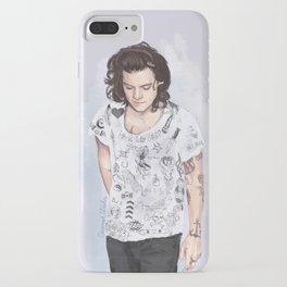Harry 1D tattoos T-shirt iPhone Case