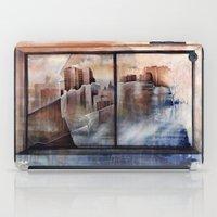 mirror iPad Cases featuring mirror by Andreas Derebucha