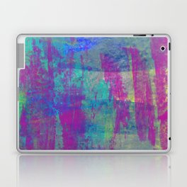 Abstract No. 472 Laptop & iPad Skin